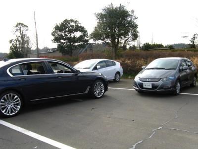前進のリモート駐車 (1)