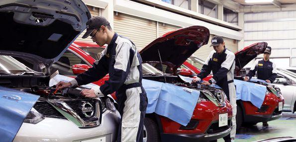 自動車研究科・一級自動車整備士コース/4年