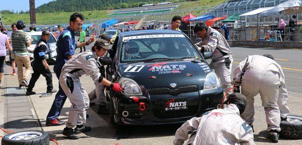 モータースポーツ科参戦レース